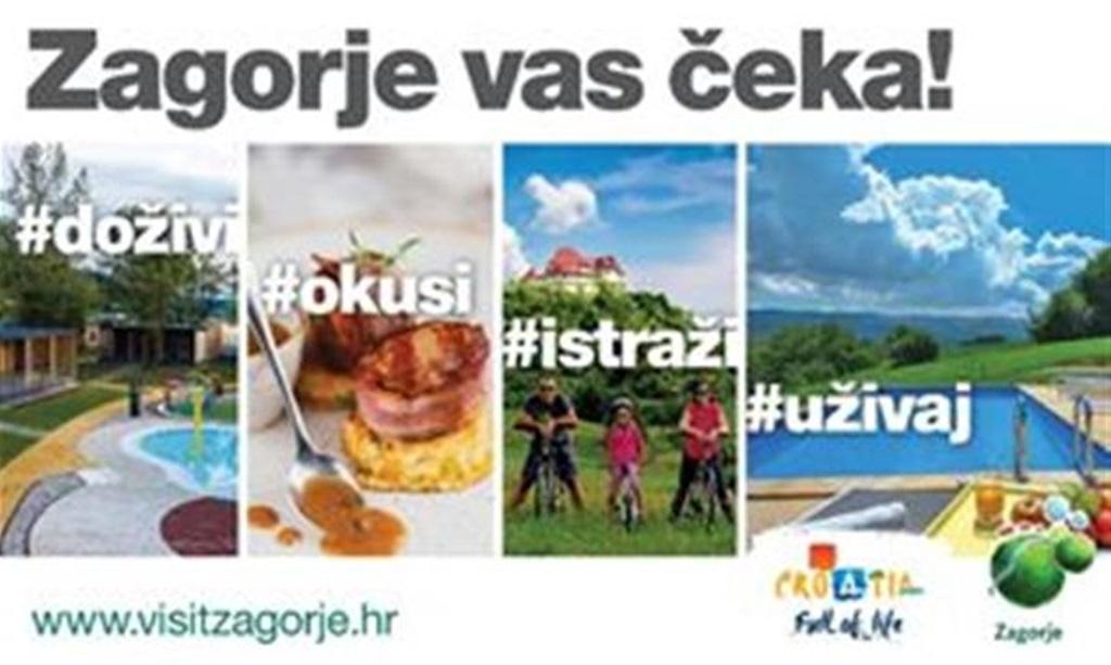 Krapinsko – zagorska županija bilježi najveći broj rasta dolazaka turista